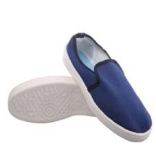 Anti-Static/ ESD shoes LH-122-1 Canvas Face, PVC Sole, Suitable Size: 34-50