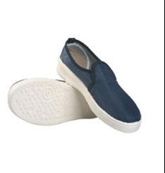 Anti-Static/ ESD shoes LH-122-3 conductive silk shoes(T/C fabric) Size: 34-50