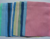 ESD CLoth 5mm grid stripe