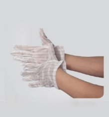 ESD Gloves LH-148 both sides anti static size:S/M/L 10pair/bag