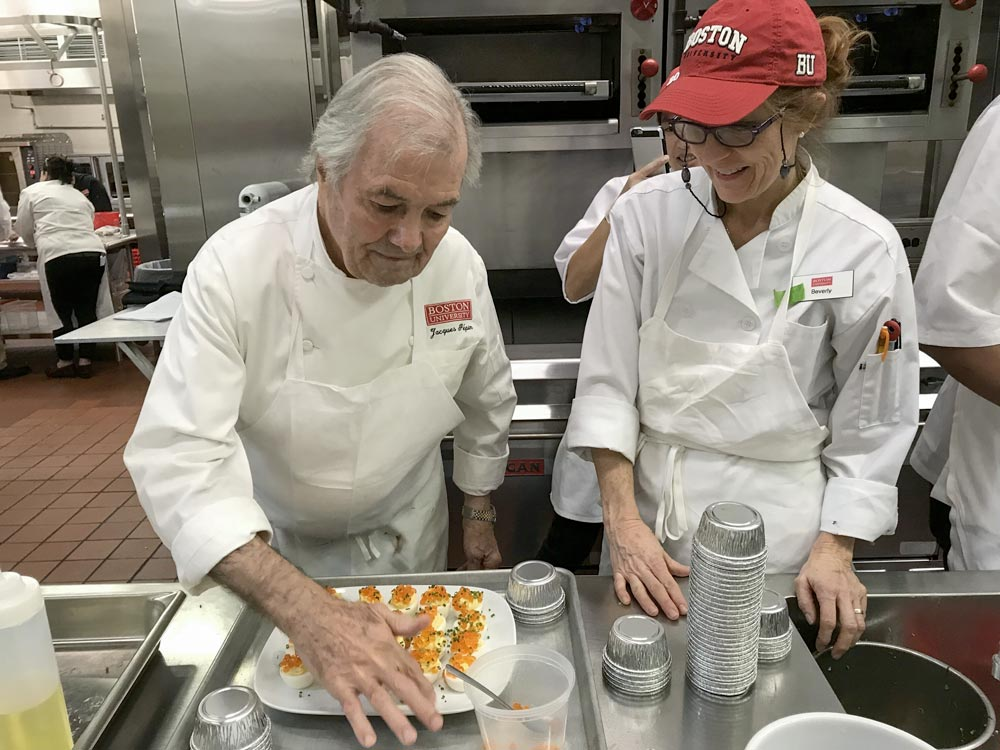 Subscribe to the Jacques Pépin Foundation