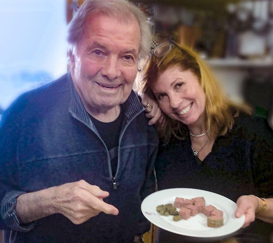 Jacques & Claudine Pépin