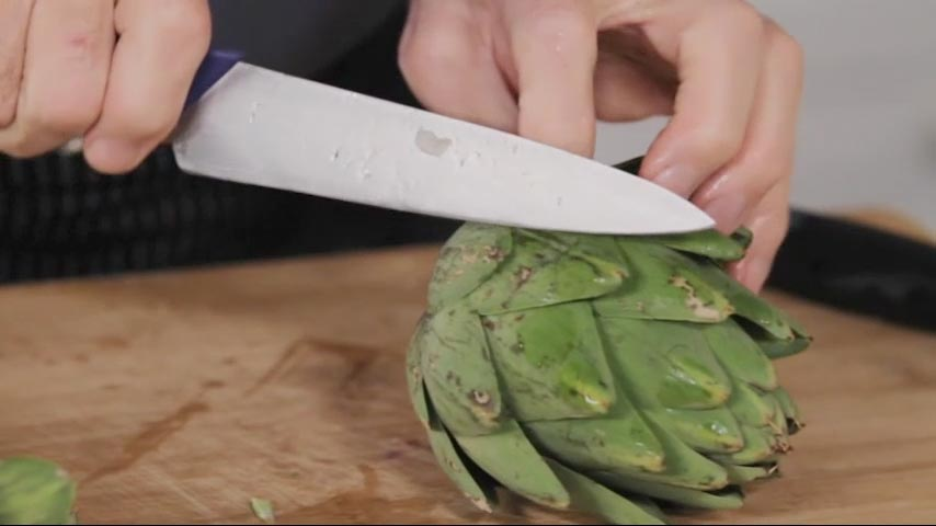 Prepping and Cooking Artichokes