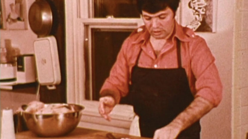 JP Cooks with Friends, 1975