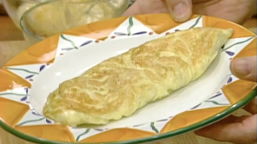 Country French Omelette