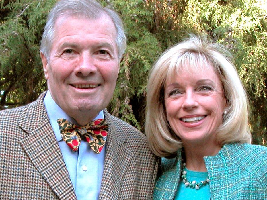 Jaques and Barbara Fenzl