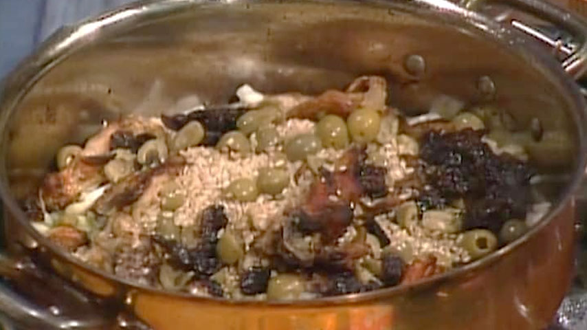 Jacques Pépin Budget Cooking Fricassee