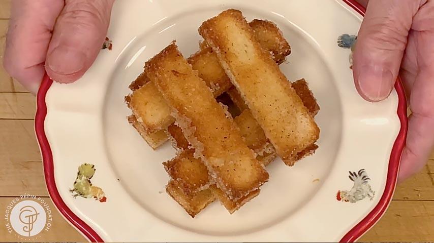 Bread Cookies