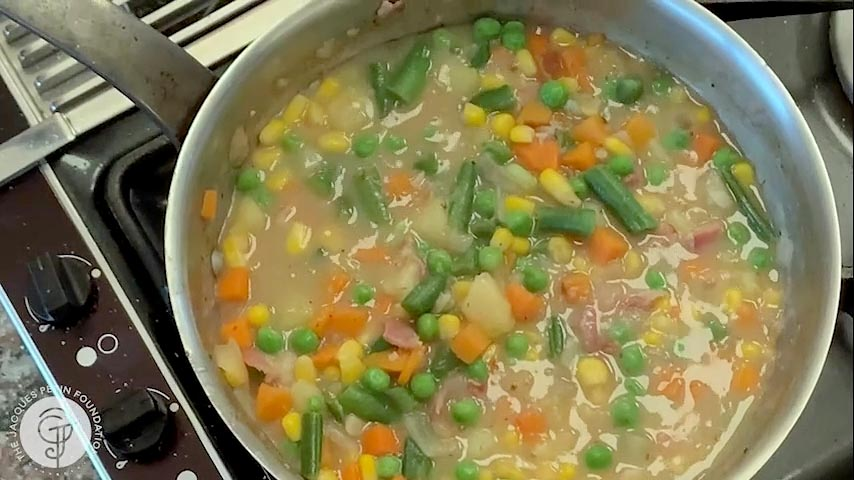 Mixed Vegetable Ragout