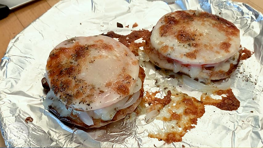 Gloria's Sandwich