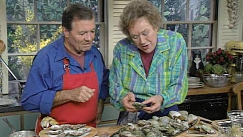 Jacques Pepin and Julia Child (Episode 13)