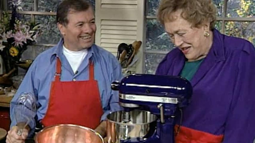Jacques Pepin and Julia Child (Episode 15)