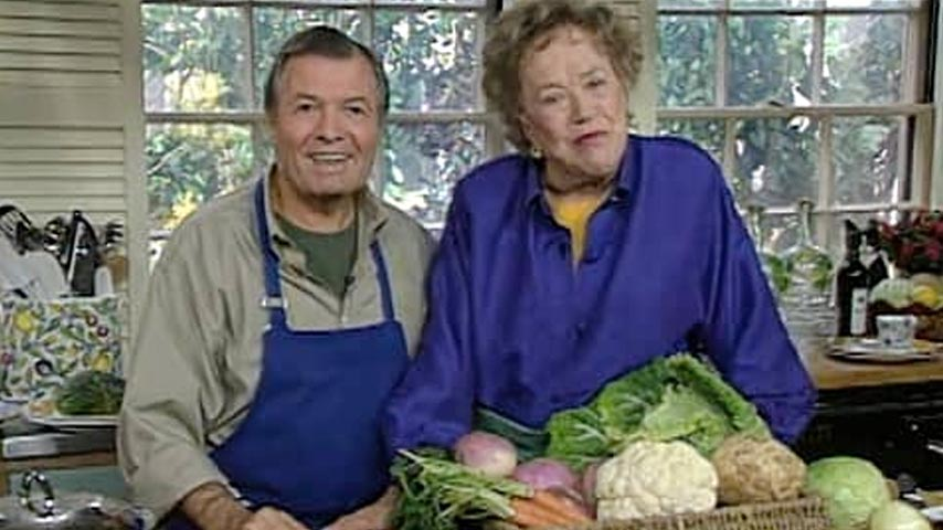 Jacques Pepin and Julia Child (Episode 16)
