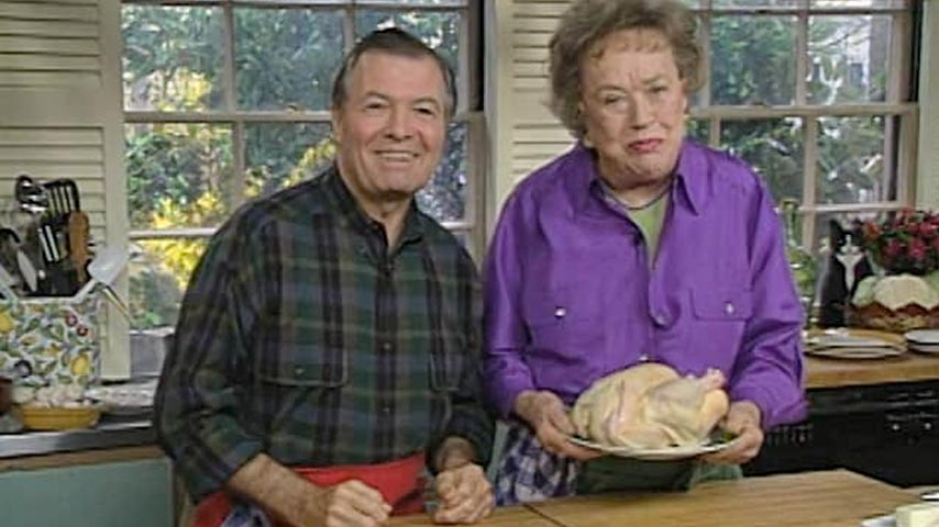 Jacques Pepin and Julia Child (Episode 18)