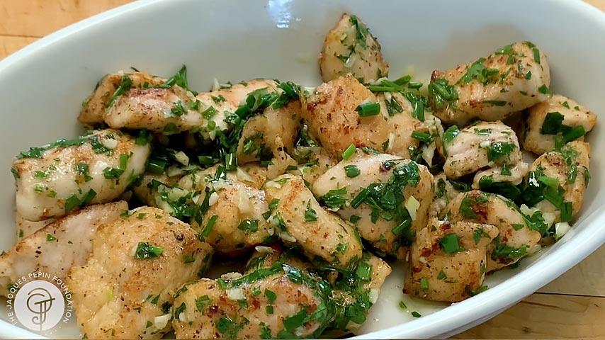 Chicken Persillade