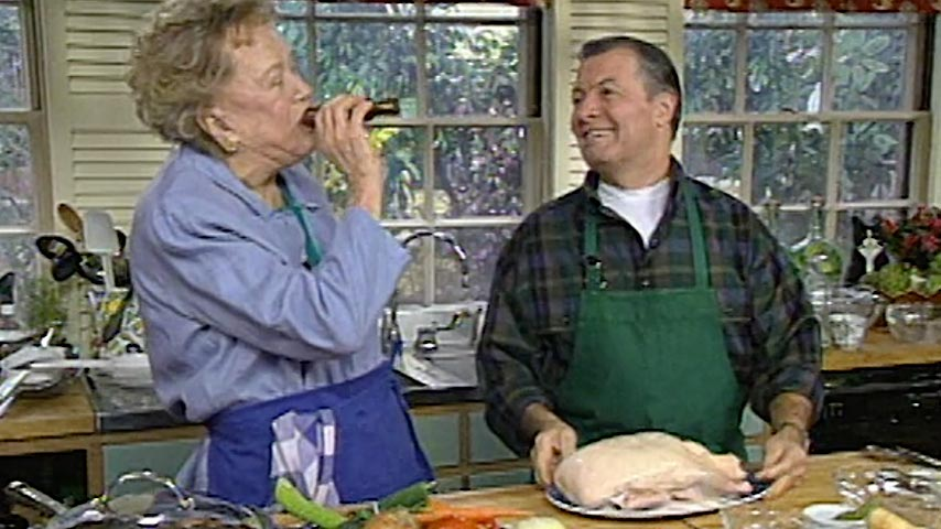 Jacques Pepin and Julia Child (Episode 22)