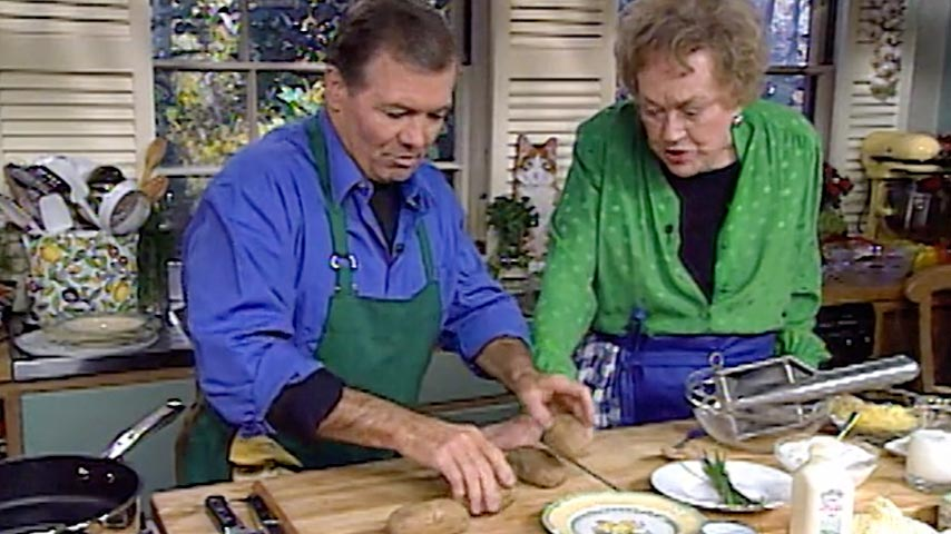 Jacques Pepin and Julia Child (Episode 21)
