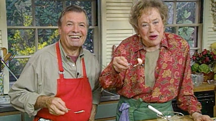 Jacques Pepin and Julia Child (Episode 19)
