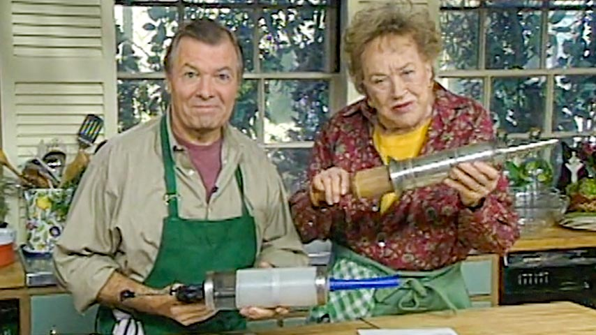 Jacques Pepin and Julia Child (Episode 17)