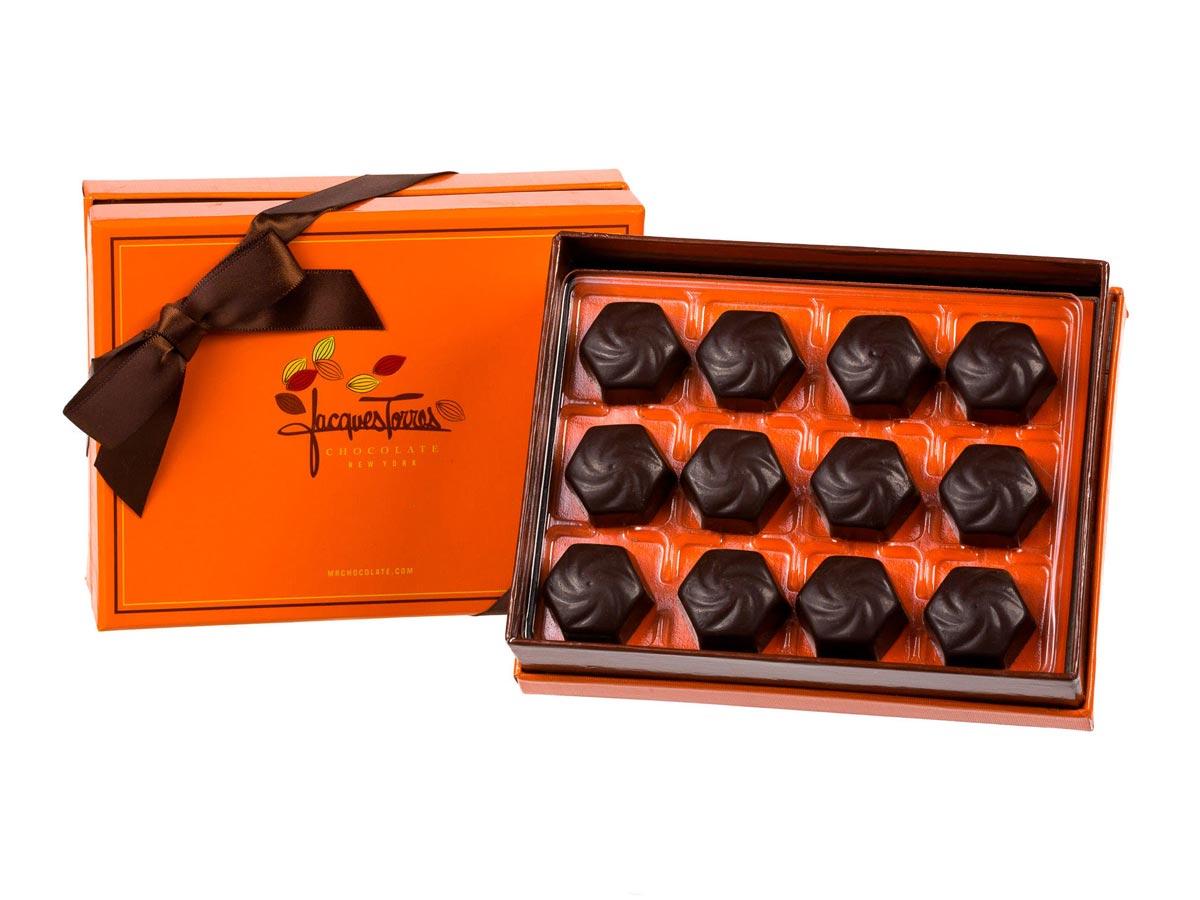 Limited-edition signature box of bonbons (Image by Joel Marasigan)