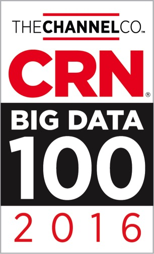 CRN Big Data 100 for 2016
