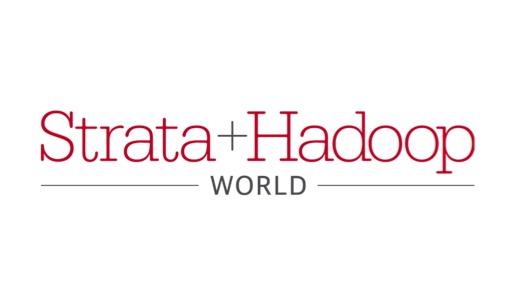 Strata + Hadoop World New York
