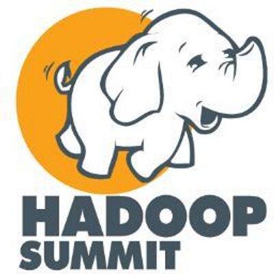 Hadoop Summit 2016