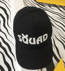 Squad Disney Hat Theme