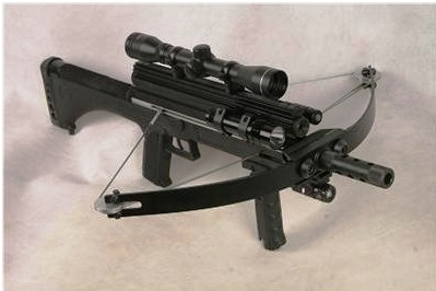 steel ball crossbow , tactical crossbow