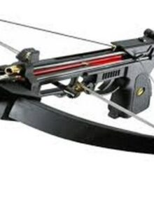Pistol crossbow fishing crossbow