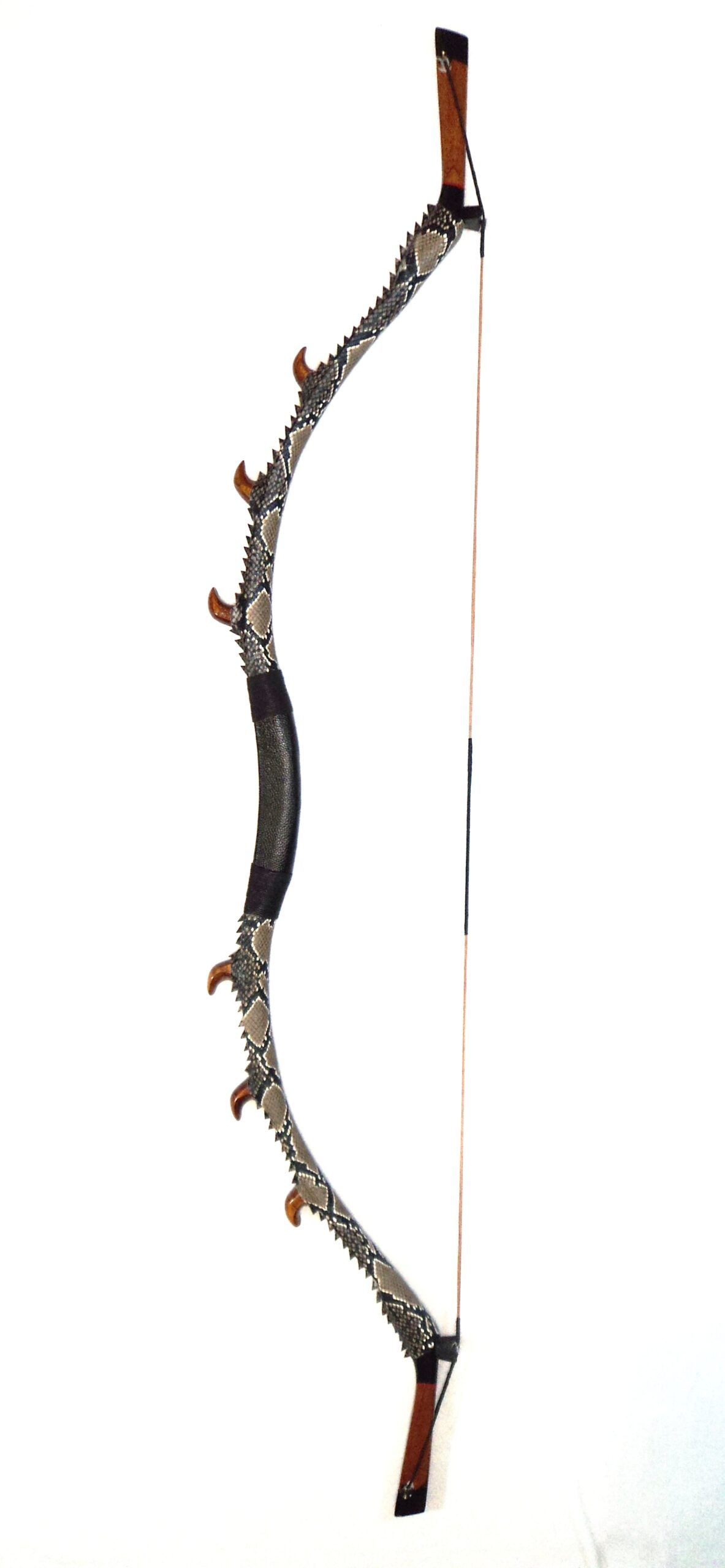 Traditional bow dragon claw