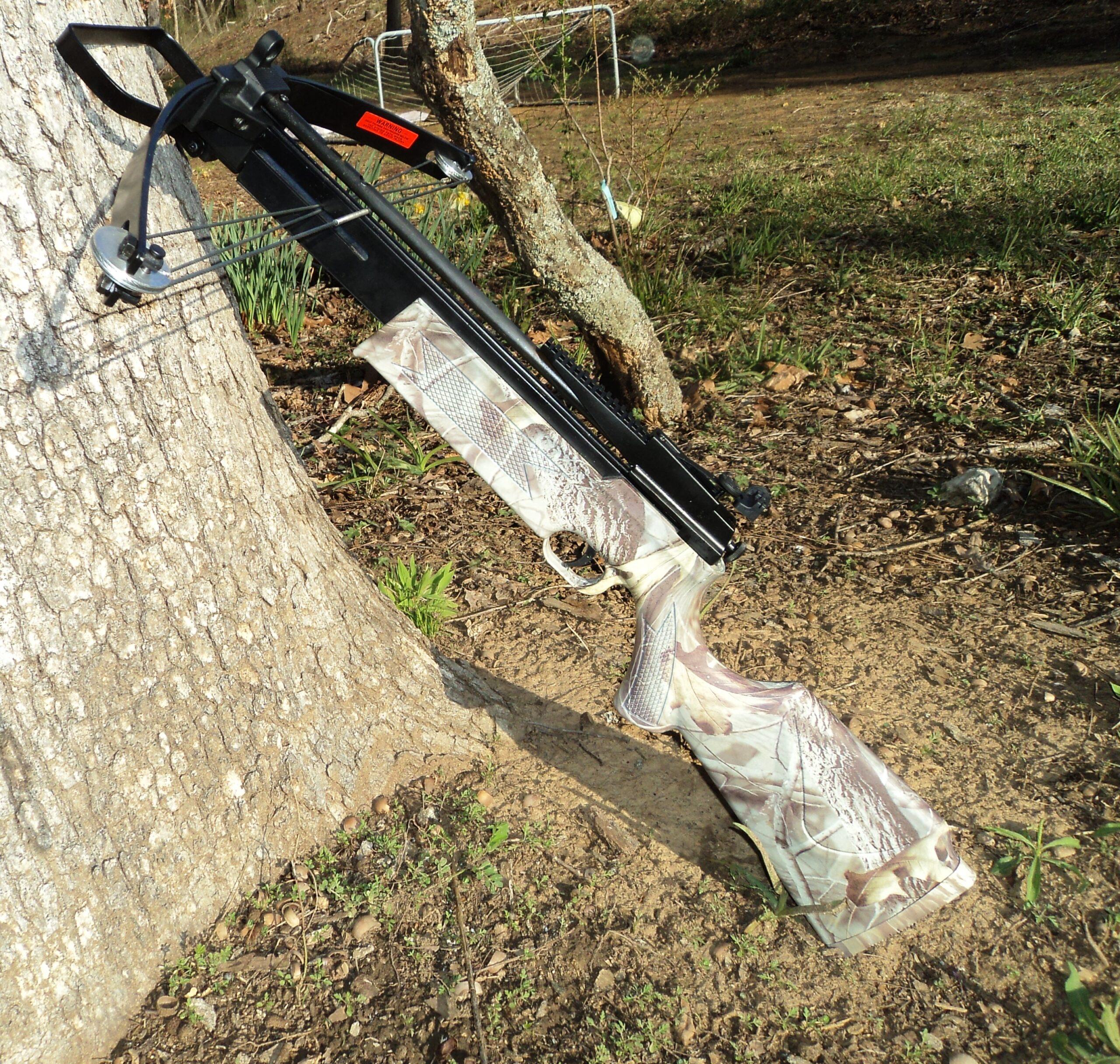 Goblin cannonball crossbow