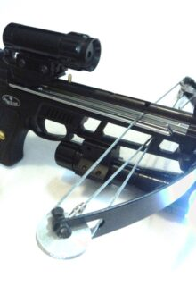 Pirana tactical pistol crossbow