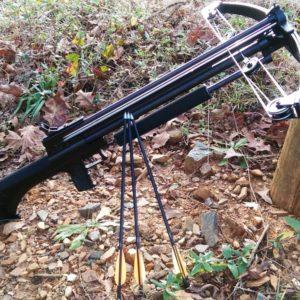 Vulture steel ball crossbow