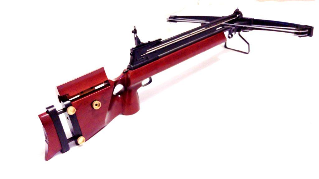 Steampunk crossbow