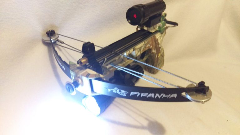 Piranha pistol crossbow tactical camo 4