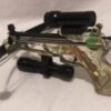 Piranha pistol crossbow tactical camo