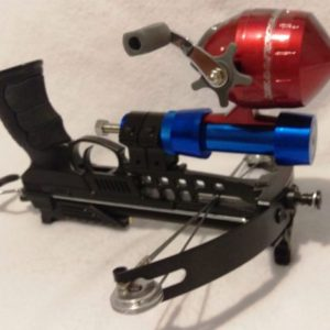 Fishing pistol crossbow