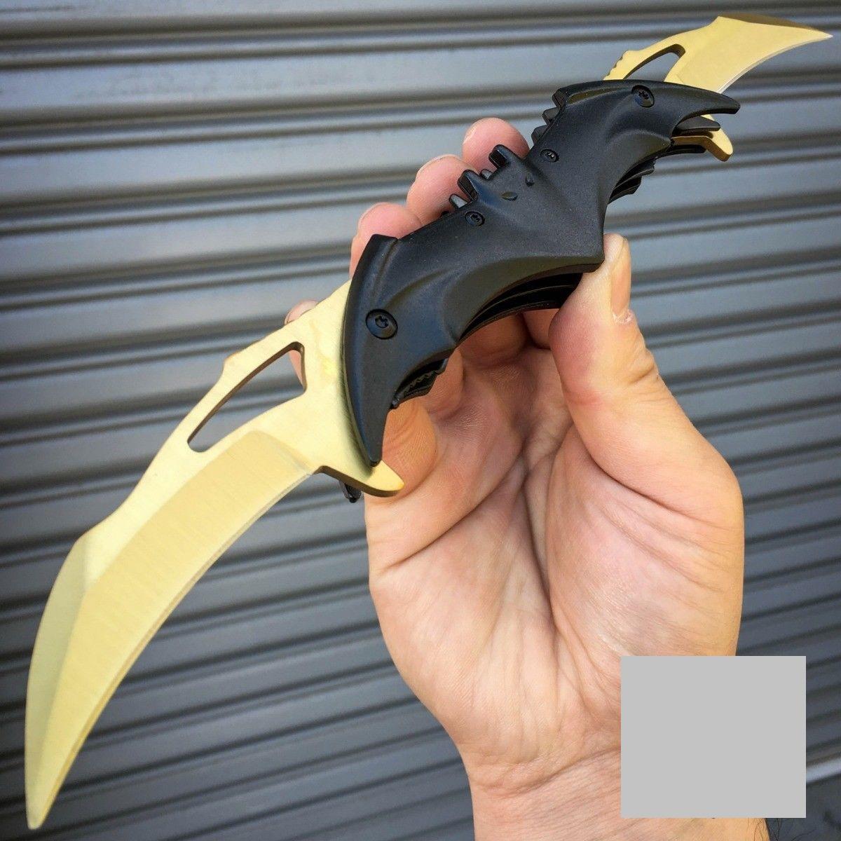 バットマンナイフ、