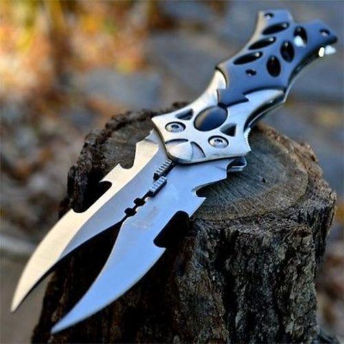 ファンタジーナイフ、コンセプトナイフ、ダブルブレードナイフ