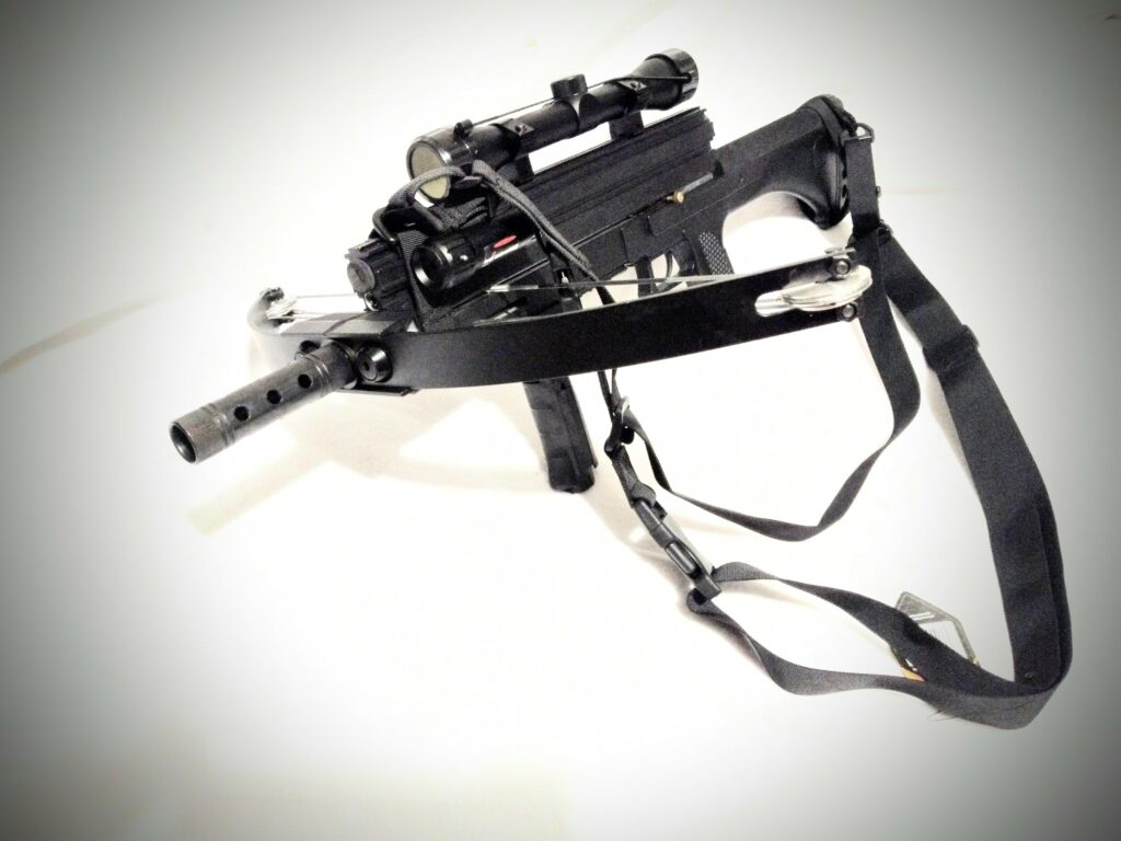 WT4 CROSSBOW WITH SLING