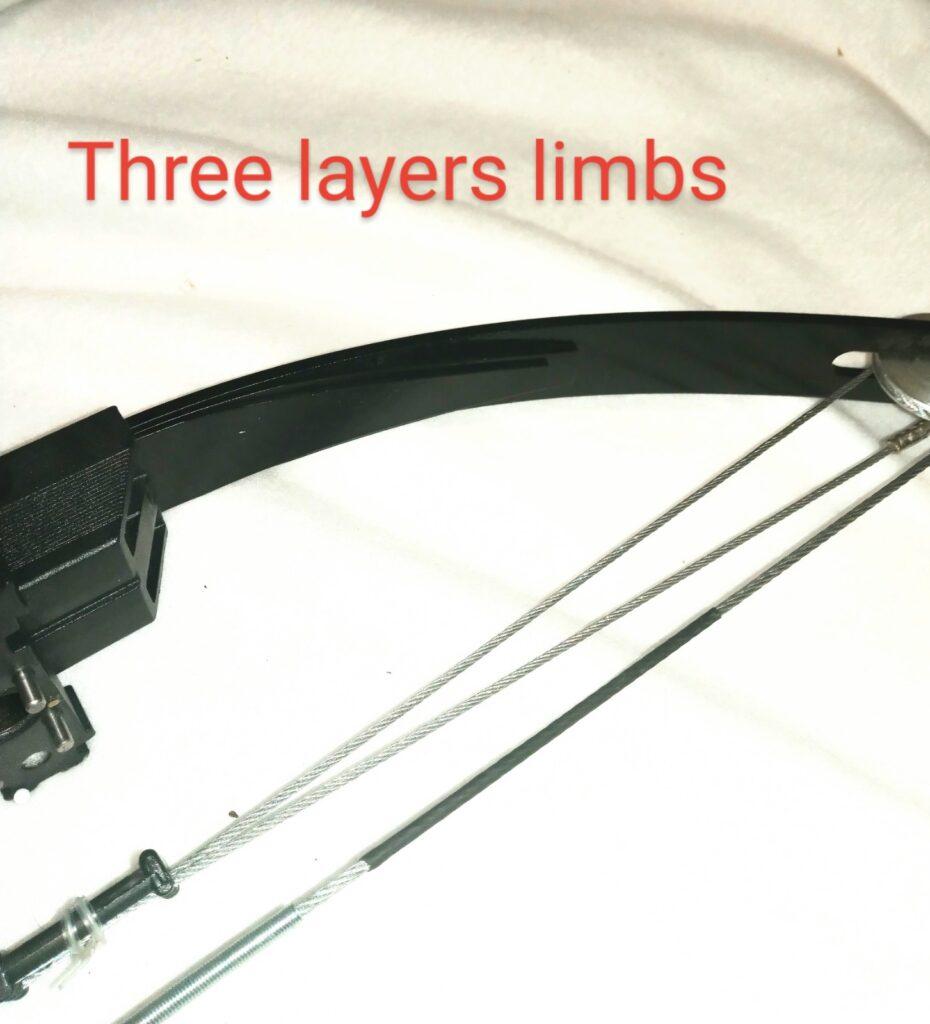 WT4 reinforced limbs