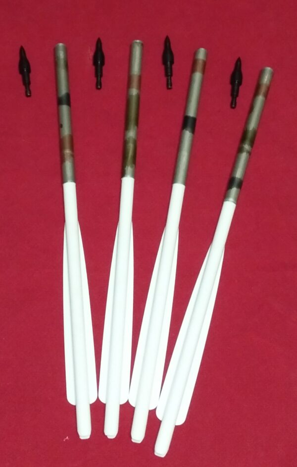 Mini Striker crossbow bolts