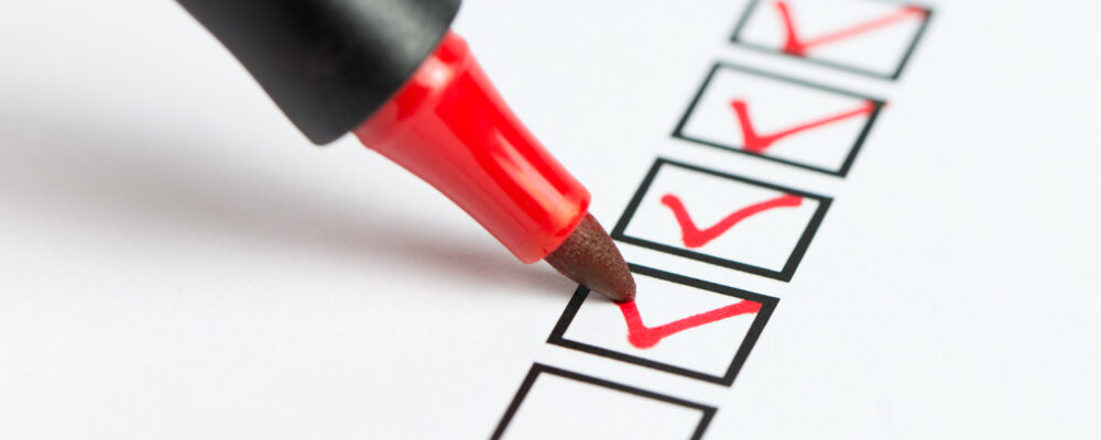 Disaster Planning Checklist for Community Association Managers