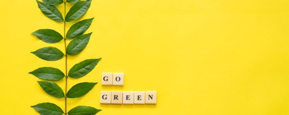 Go Green (and Grow Green) by Providing Your Residents Online Payment Options