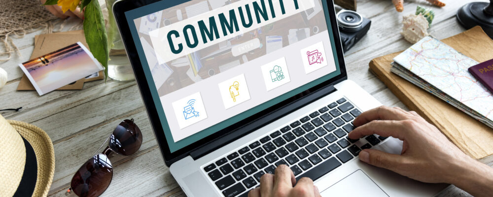 Let a Community Website Help Manage Your Community and More