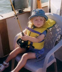 Charter fishing for all ages