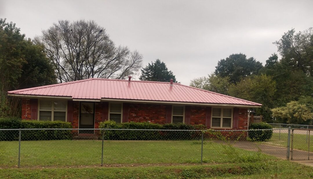Metal Roofs Installed in Prattville, AL