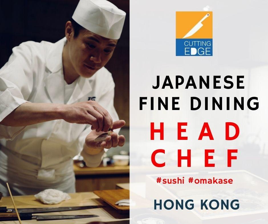 japanese head chef