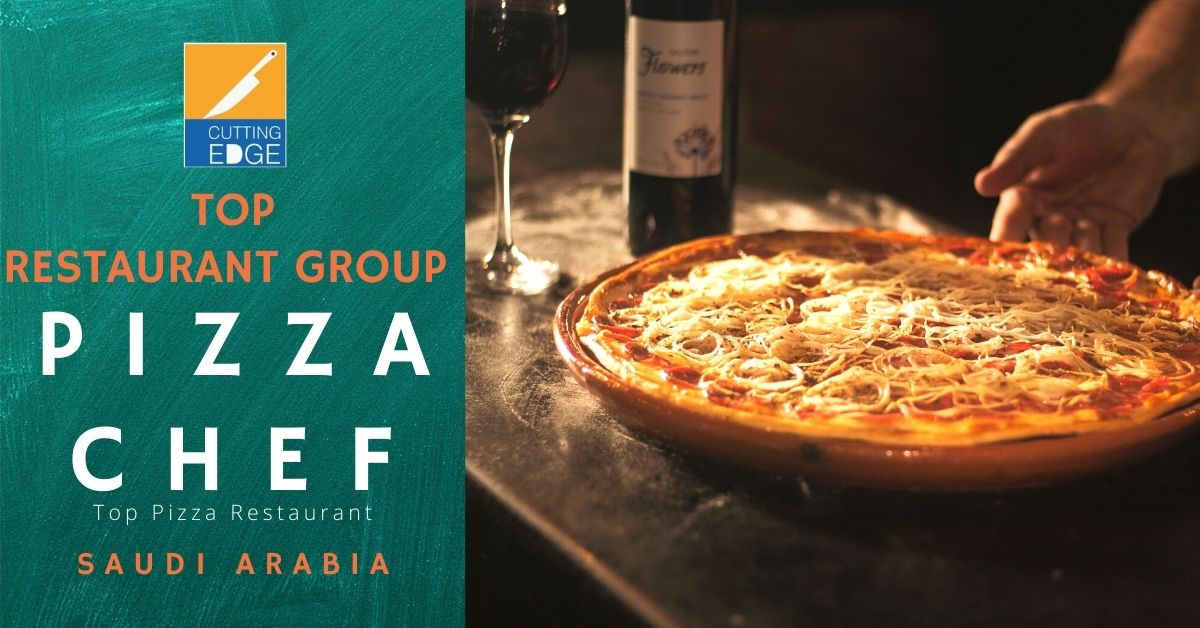 Pizza Chef For Top Restaurant